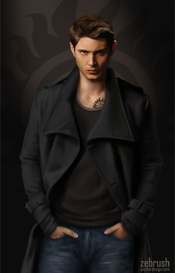 Dean-Winchester-from-Supernatural-by-Zebrush